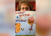 "Story Time with Mrs. Maxon: ""Peanut Butter and Cupcake"""