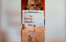 """Story Time with Mrs. Maxon: """"The Galaxy Needs You"""""""