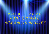 Placerita Junior Highschool – 8th Grade Awards Night