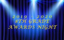 Placerita Junior Highschool – 8th Grade Awards Night