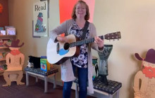 Santa Clarita Public Library Shares Music, Books, and Fun 5/20/2020