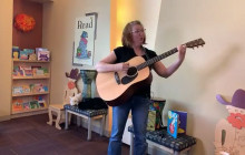 Santa Clarita Public Library Shares Music, Books, and Fun 5/26/2020