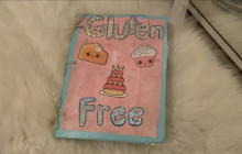 DIY  Gluten-Free Scrapbook