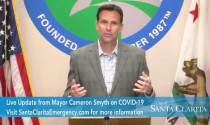 Santa Clarita Mayor Cameron Smyth COVID-19 Update for 5/13/2020