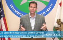 Santa Clarita Mayor Cameron Smyth COVID-19 Update for 5/13/2020