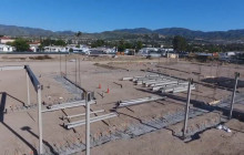 Canyon Country Community Center Construction Update