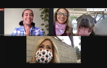 Interview with Nicole Schalker and Terra Dispirito, Castaic Animal Care Center