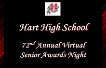 Hart High School 2020 Senior Awards Night