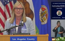 Los Angeles County COVID-19 Update: 823 New Cases, 10 Deaths 6/8/2020