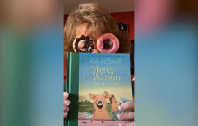"Story Time with Mrs. Maxon: ""Mercy Watson Goes for a Ride"""