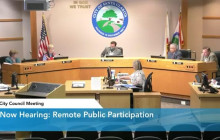 Santa Clarita City Council Meeting from Tuesday, June 23, 2020