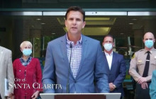 Santa Clarita City Council Press Conference from Wednesday, June 3, 2020