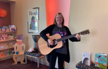 Santa Clarita Public Library Shares Music, Books, and Fun 6/8/2020