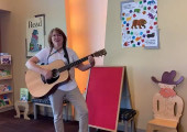 Santa Clarita Public Library Shares Music, Books, and Fun 6/30/2020