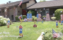 Santa Clarita Fourth of July Patriotic Tour Submissions, Winners