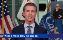 Gov. Gavin Newsom COVID-19 Update 7/20/2020