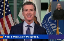 Gov. Gavin Newsom COVID-19 Update 7/17/2020