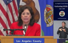Los Angeles County COVID-19 Update: 2,002 New Cases, 35 Deaths 7/1/2020