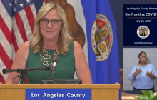 Los Angeles County COVID-19 Update: 3,160 New Cases, 9 Deaths 7/20/2020