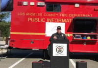 Soledad Fire Press Conference — July 6, 2020, 9 a.m.
