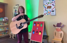Santa Clarita Public Library Shares Music, Books, and Fun 7/1/2020