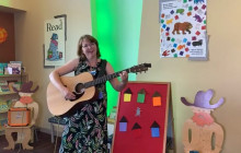 Santa Clarita Public Library Shares Music, Books, and Fun 7/8/2020