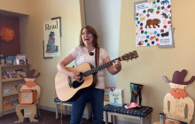 Santa Clarita Public Library Shares Music, Books, and Fun 7/21/2020