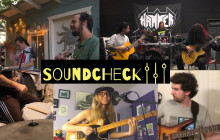 Soundcheck Season 2, Episode 1: David Knopf, HAMMER, It's Butter