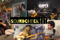 Soundcheck Season 2, Episode 1: David Knopf, HAMMER, It's Butter