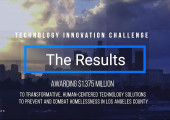 Technology Innovation Challenge Winners Announced to Help Streamline Homeless Services Delivery