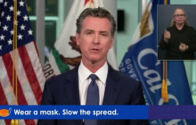 Gov. Gavin Newsom COVID-19 & Heat Wave Update 8/17/2020