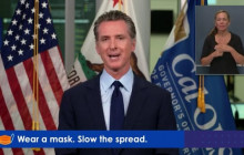 Gov. Gavin Newsom COVID-19, & Wildfires Update 8/24/2020