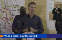 Gov. Gavin Newsom Wildfires Update 8/21/2020