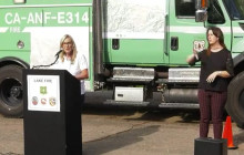 Lake Fire Press Conference 8/17/2020