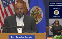 Los Angeles County COVID-19 Update: 1,198 New Cases, 13 Deaths 8/24/2020