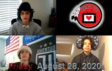Hart TV, 08-28-20 | Friday Show