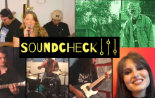 Soundcheck Season 2, Episode 2: Cosmic Ocean, Amoureux, Miss Britt & Woogie Wilcox
