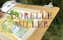 Finding Art from Home: Lorelle Miller