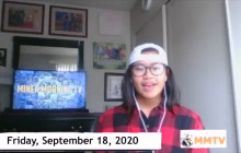Miner Morning TV Remote Show, 09-18-2020