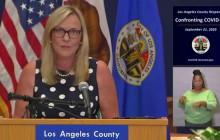 Los Angeles County COVID-19 Update: 652 New Cases, 16 Deaths 9/21/2020