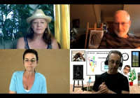 Art Symposium 2020 | Teaching Art Online: Making the Shift from Live to Virtual