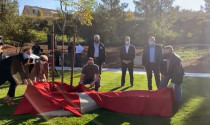 California Scape Public Art Unveiling Ceremony