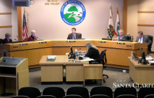 Santa Clarita City Council Meeting from Tuesday, October 27th, 2020