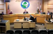 Santa Clarita City Council Meeting from Tuesday, October 27th, 2020
