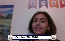Miner Morning TV Remote Show, 10-20-2020