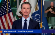 Gov. Gavin Newsom COVID-19, & Wildfires Update 10/12/2020