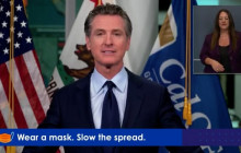 Gov. Gavin Newsom COVID-19, & Wildfires Update 10/27/2020
