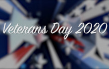 2020 Santa Clarita Virtual Veterans Day