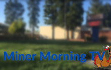 Miner Morning TV Remote Show, 11-20-2020
