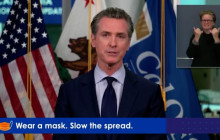 Gov. Gavin Newsom COVID-19 Update 11/09/2020